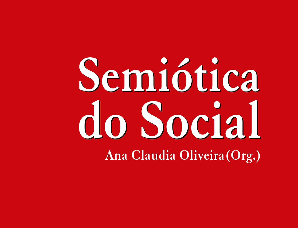 SEMIÓTICA DO SOCIAL