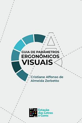 Capa Guia de Parâmetros Ergométricos Visuais