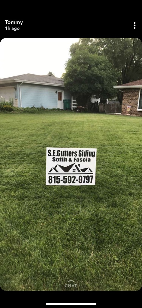 S.E. Gutters and Siding INC.