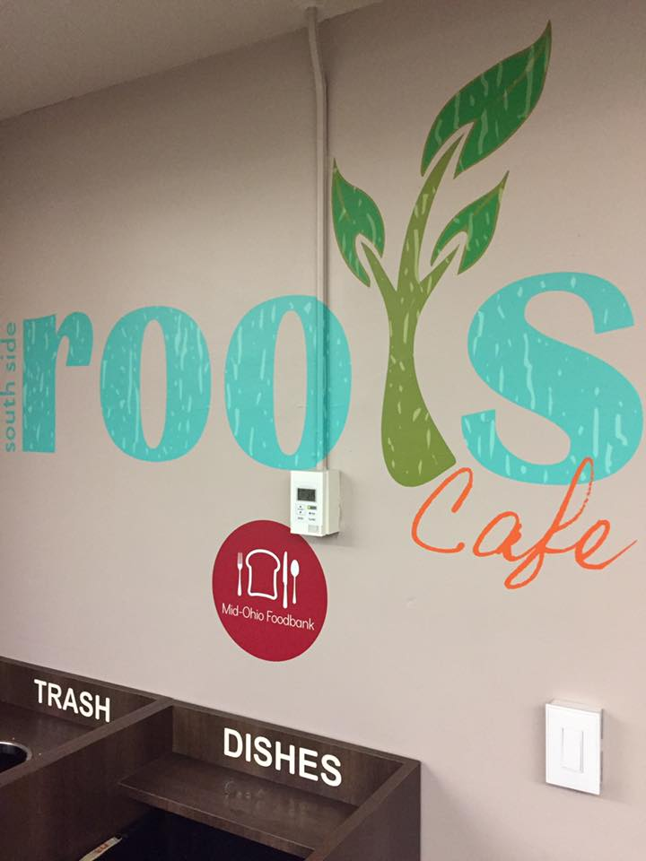 Roots Cafe'