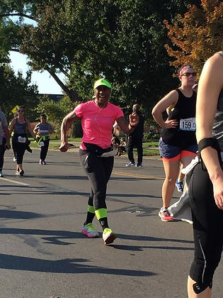 GVWC walkers compete in half marathons in Columbus, Ohio