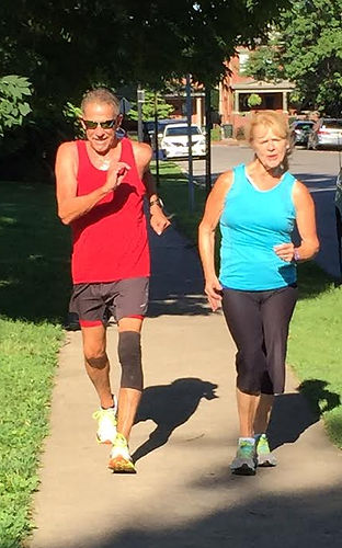 GVWC members prove athletes can be any age
