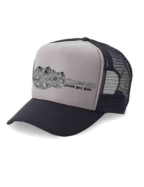 6086999f1c3730 Jackson Hole Music Trucker Hat. $ 15.00.