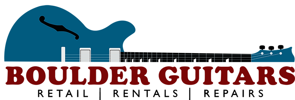 Boulder Colorado's NEWEST full service music store. We sell new & used guitars, musical accessories, and pro audio gear.