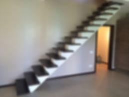 Пример лестницы на косоуре