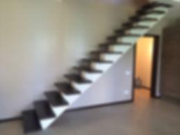 Приклад сходів на косоурі
