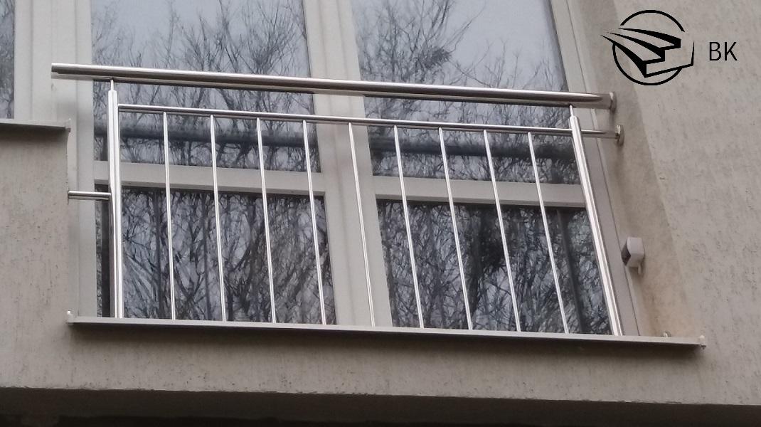 21. Французский балкон Львов.