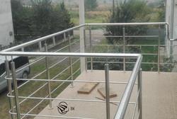 29. Якісна огорожа на балкон.
