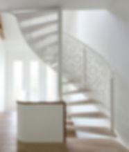 Гвинтові консольні сходи.