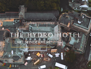 Great progress at the Hydro Hotel