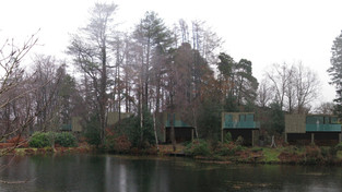 Planning granted on Lakeside Lodges