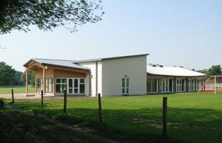 Ellel Village Hall Grand Opening