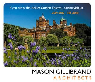 The Holker Garden Festival