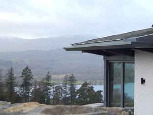 Troutbeck house completed
