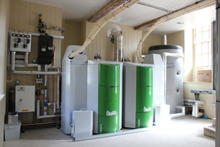 New Biomass Installation