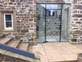 Historic house renovation in Yorkshire