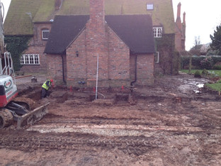 Works starts in Cheshire