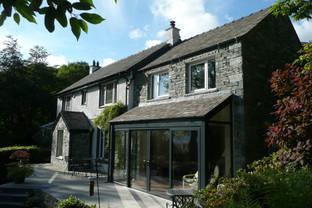 Lakeland cottage extension