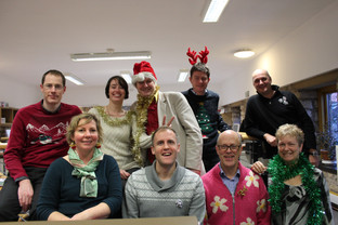 Charity Christmas Jumper Day