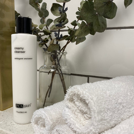 Guest Blog: PCA Skin Creamy Cleanser