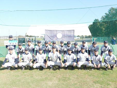 第1回 FoseKift Cup 中学硬式野球大会 交流戦