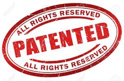Patented-stamp