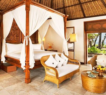Th Oberoi Beach Resort