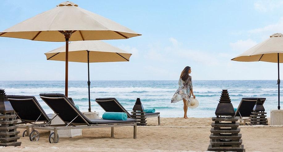 The Ritz-Carlton, Bali - Beach Moment_ed