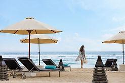 The Ritz-Carlton, Bali - Beach Moment.jp