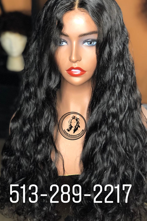 22 Inch Body Wave Full Lace
