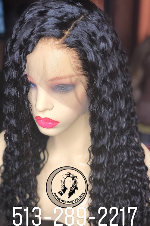 26 Inch Loose Curly Full Lace