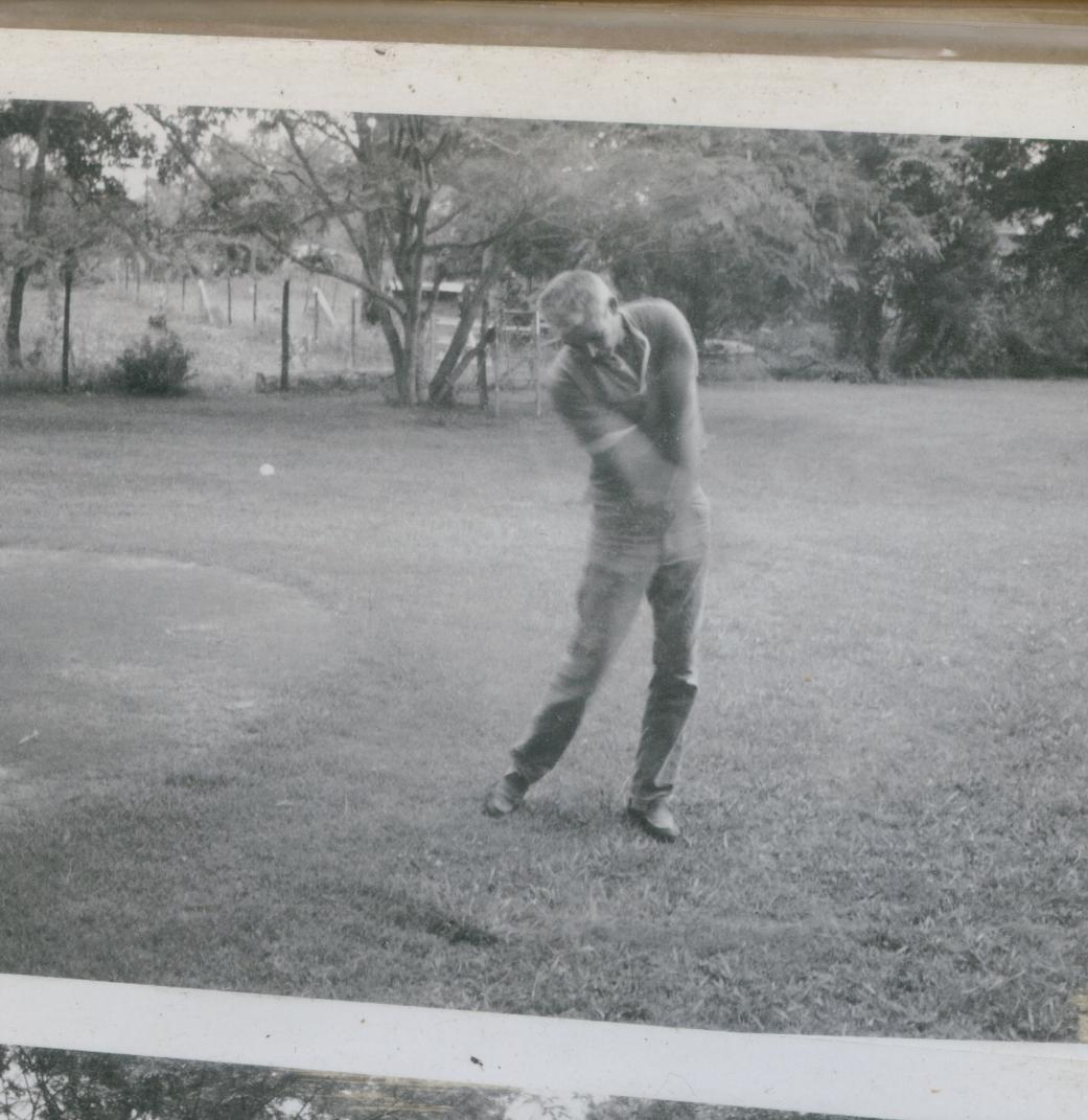 Dad's Swing