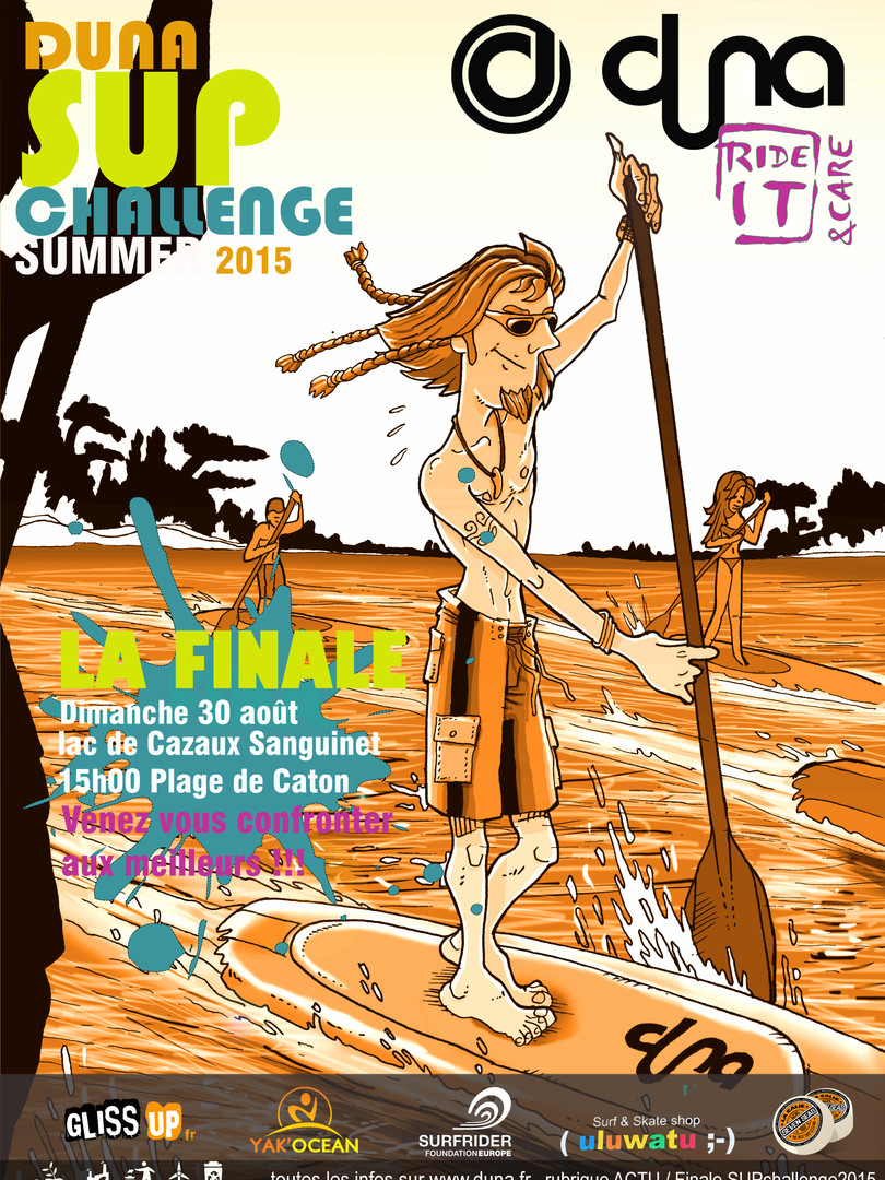 affiche-final-paddle  summer 2015 finale
