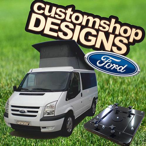 Ford Transit Double Passenger Swivel Base RHD