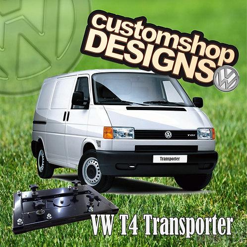 VW T4 Transporter (1990 - 2003) Double Seat Swivel Base (RHD UK Model)