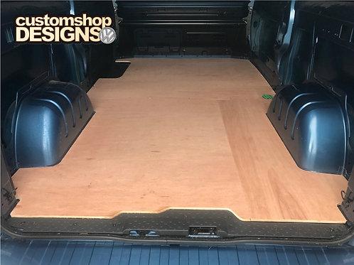 Vivaro, Trafic, Primastar LWB Camper / Day Van Interior 9mm Floor Ply Lining