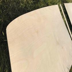 Splitscreen Birch (Full Width) Roof Lini