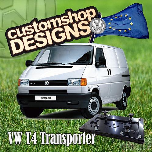VW T4 Transporter (1990 - 2003) Double Seat Swivel Base (LHD European Model)