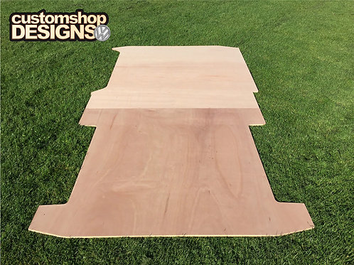 VW T4 Transporter LWB 9mm Floor Ply Lining Kit