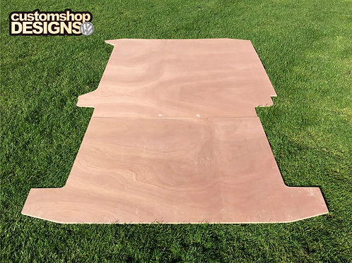 VW T4 Transporter SWB 9mm Floor Ply Lining Kit