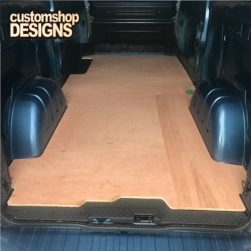 Vivaro, Trafic, Primastar (2001 - 2019) LWB Camper Van 9mm Floor Lining Kit