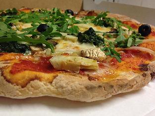 Pizza sin gluten para celiacos