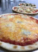 Pizza para celiacos sin gluten
