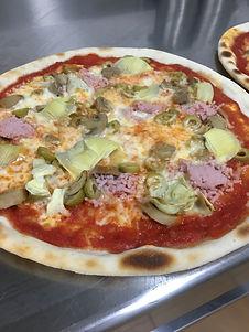 pizza sin gluten para celiaco