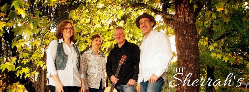 The Sherrahs, Harmony Family Band