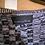 Thumbnail: Grey & Black Ruffled Cardigan