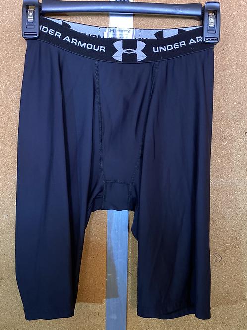Black Compression Shorts