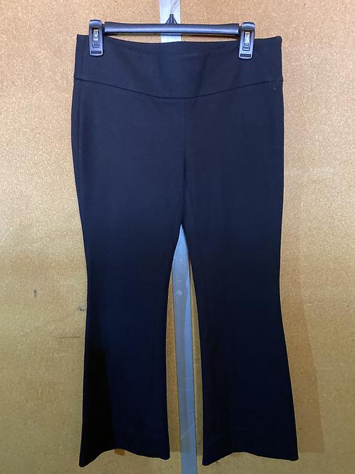 Black Ankle Length Pant