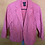 Thumbnail: Pink Textured Blazer