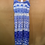 Thumbnail: Blue and White Pattern Dress